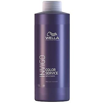 Wella Professionals Invigo Color Post Treatment Service 1000 ml (Cheveux , Traitements)