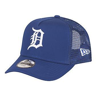 New era 9Forty children Trucker Cap - Detroit Tigers royal