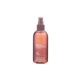 Piz Buin Tan & proteger óleo Spray Spf15 150ml Unisex