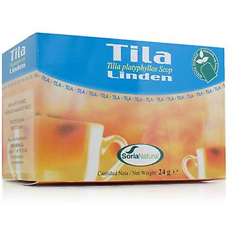 Soria Natural Lime Tree Infusion (Vitamins & supplements , Special supplements)