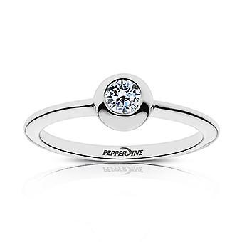Pepperdine University Pepperdine Engraved Diamond Ring
