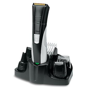 Remington PG350 Rechargeable Deluxe Titanium Hair Trimmer & Mini Foil Shaver Kit