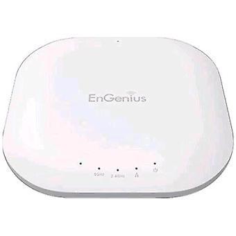 Punto de acceso Engenius ews360ap desde el interior 1 lan puerto rj-45 1,000 mbps inalámbrico de doble banda 2.4 /5ghz 1,300 mbps color blanco