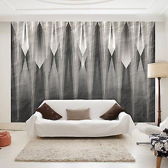 Artgeist tapet grå Citadel (dekoration, vægmalerier, vægmalerier standard)