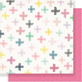 Maggie Holmes bloeien ' Double-Sided Cardstock 12