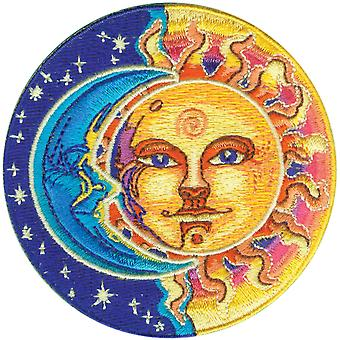 C&D Visionary Patches Moon & Sun P1 3876