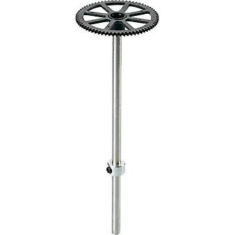 Spare part Reely W-LM6-02 Rotor shaft (external)