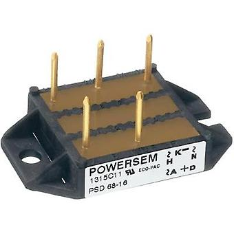 Diode bridge POWERSEM PSD 86-16 1600 V 86 A