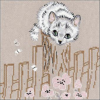 Hunter Counted Cross Stitch Kit-8