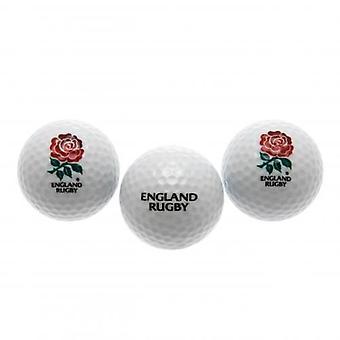 England R.F.U. Golf Balls