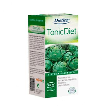 Dietisa Tonic Syrup (Diet , Herbalist's , Supplements)