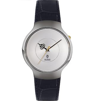 Alessi Black Dressed Watch