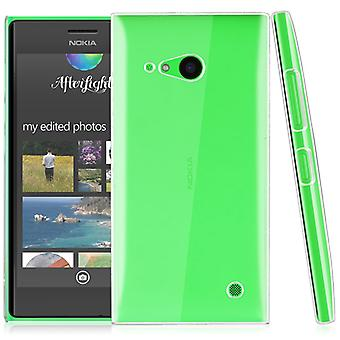 Protective cover case Hard Cover for mobile Nokia Lumia 730 transparent