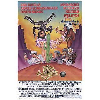 Skurk film plakat (11 x 17)