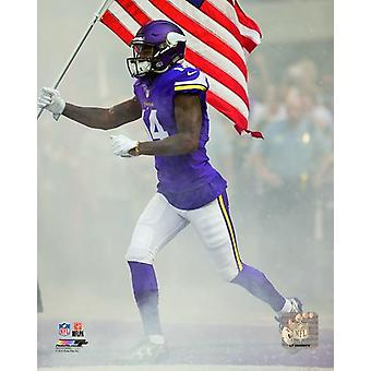 Stefon Diggs 2016 Action Photo Print (8 x 10)