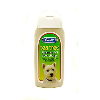 Jvp Dog & Cat Tea Tree Shampoo 200ml (Pack of 6)
