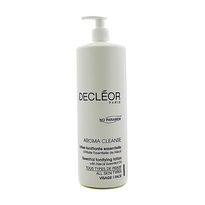 DECLEOR Aroma Cleanse essentielles tonifiant Lotion (Salon Size) 1000 ml / 33,8 oz