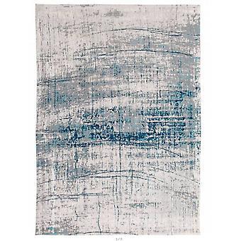 Bronx Azurite Distressed tæppe - Louis de poortere