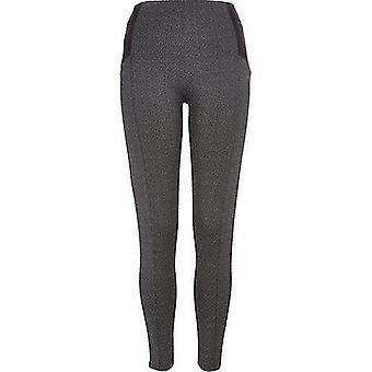 River Island Dark Grey Fleck High Waisted Leggings