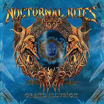 Nocturnal Rites - Grand Illusion [Vinyl] USA import
