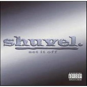 Shuvel - Set It Off [CD] USA import