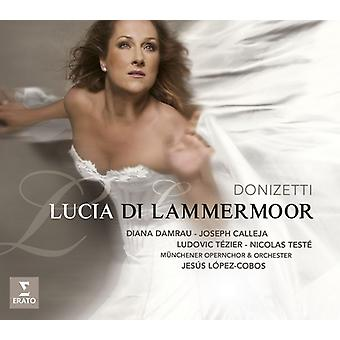 Donizetti / Damrau / Calleja / Tezier / Teste - Lucia Di Lamermoor [CD] USA import