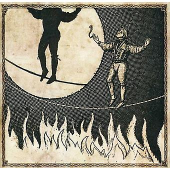 Aguardiente - hombre en la cuerda floja quema [CD] USA importar