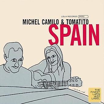 Michel Camilo & Tomatito - Spain [CD] USA import
