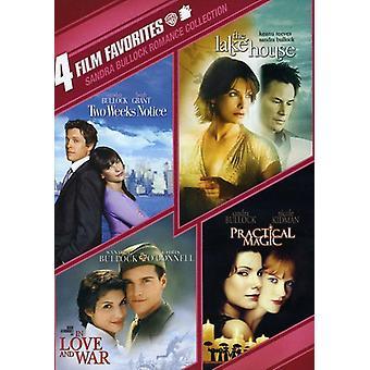 Sandra Bullock Romance [DVD] USA import
