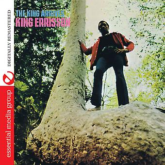 King Errisson - King Arrives [CD] USA import