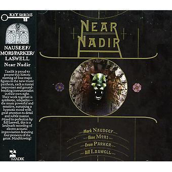 Mori, Ikue & Nauseef/Parker - importazione USA vicino a Nadir [CD]