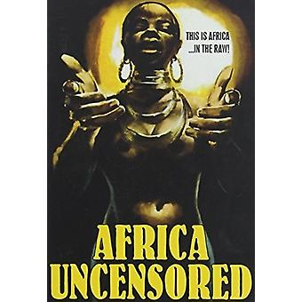 Africa Uncensored [DVD] USA import