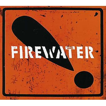 Firewater - International Orange [CD] USA import