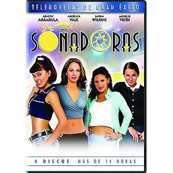 Sonadoras [DVD] USA importerer