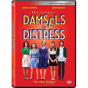 Damsels in Distress [DVD] USA import