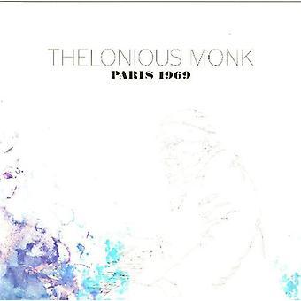Thelonious Monk - importazione di Parigi 1969 [Vinyl] Stati Uniti d'America