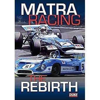 Matra Racing-den genfødsel [DVD] USA importerer