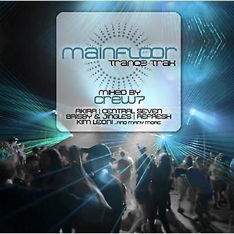 Mainfloor Trance Trax - Mainfloor Trance Trax [CD] USA import