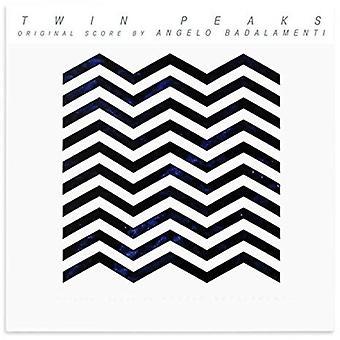 Angelo Badalamenti - Twin Peaks / O.S.T. [Vinyl] USA import