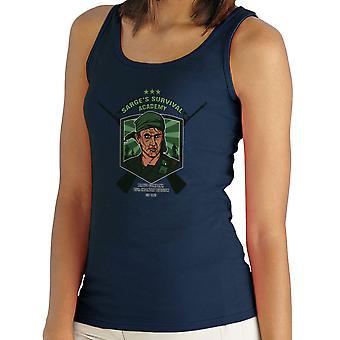 Sarges Survival Academy Platoon Sergeant Barnes Women's Vest