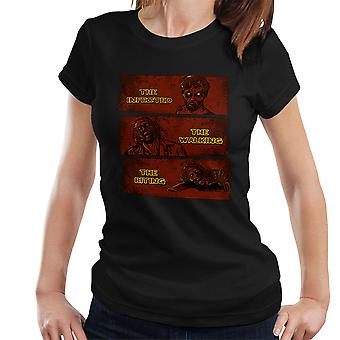 The Infected The Walking And The Biting Dead Women's T-Shirt