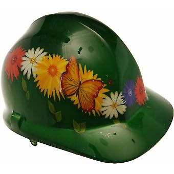 Flowers Themed Hard Hat