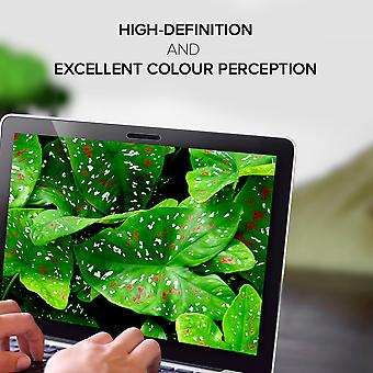 Celicious Vivid Invisible Glossy HD Screen Protector Film Compatible with Acer Swift 3 SF314-54G [Pack of 2]