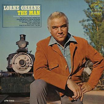 Lorne Greene - mannen [CD] USA import