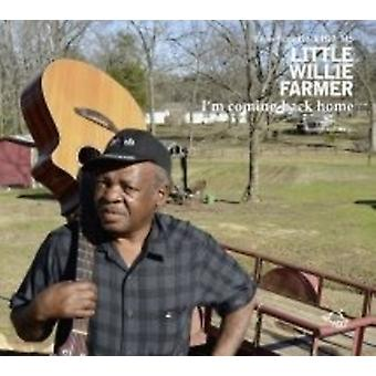 Lille Willie Farmer - jeg er Coming Back Home [CD] USA import