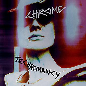 Chrome - Techromancy [CD] USA import