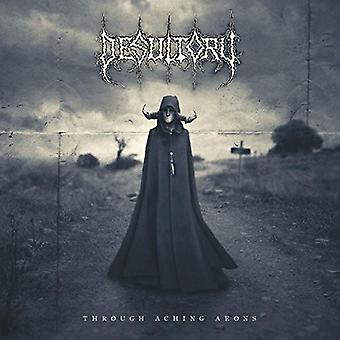 Desultory - Through Aching Aeons [CD] USA import