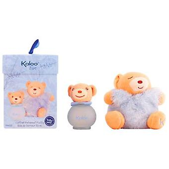 Kaloo Classic Blue Lot 2pc. Eds 50 ml + Teddy. (Childhood , Kits , Cosmetics , Colonies)