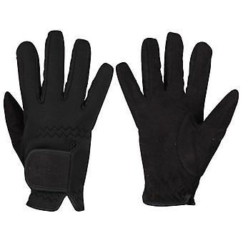 QHP Multi Winter Gloves Black (Horses , Rider equipment , Accessories , Glothes)