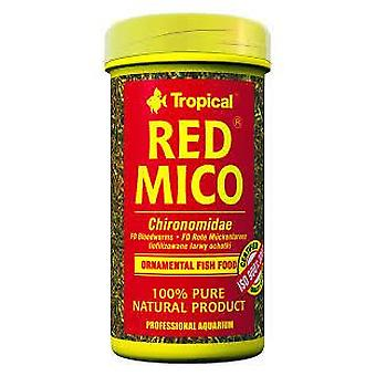 Tropical Redmico 100 Ml (Fish , Food , Warm Water)